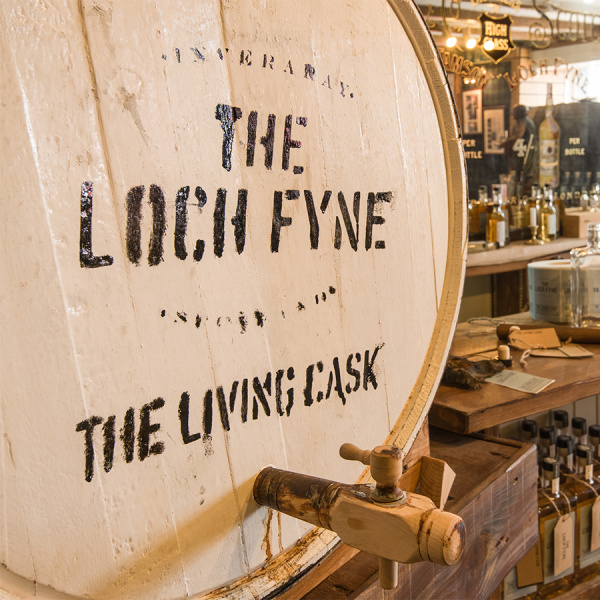 The Living Cask