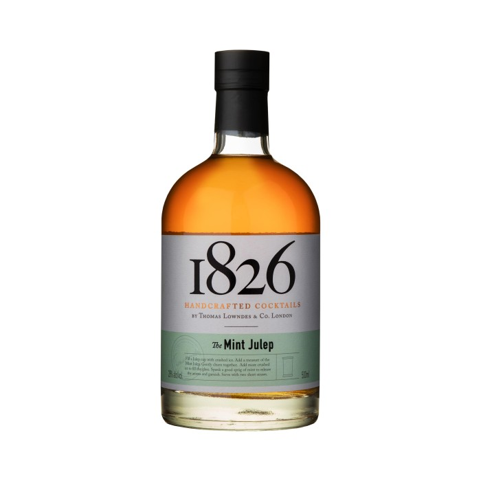 1826 Mint Julep Handcrafted Cocktail
