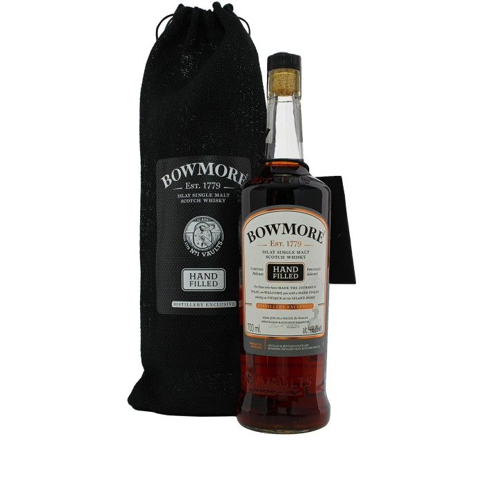 Bowmore 1995 #1558 with bag