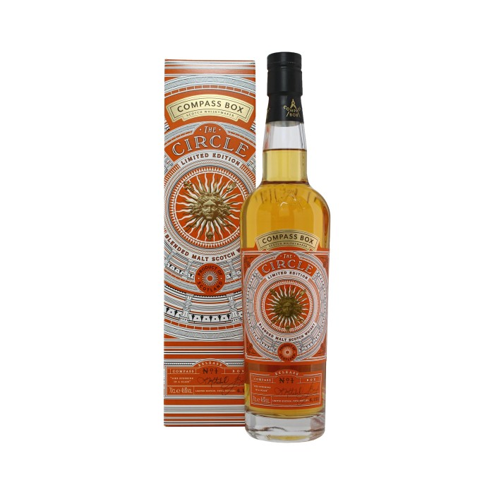 Compass Box The Circle with box