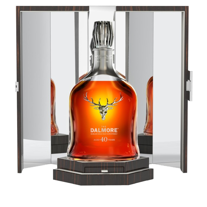 The Dalmore 40 Year Old with case
