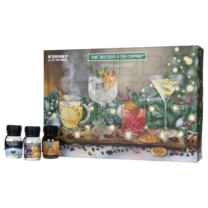 That Boutique-y Gin Company Advent Calendar (2019 Edition)