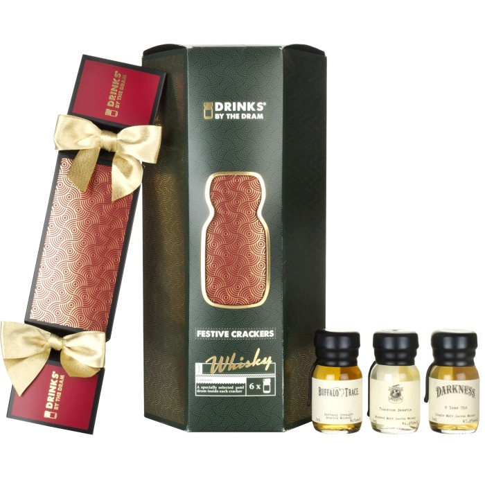 Drinks by the Dram Whisky Crackers