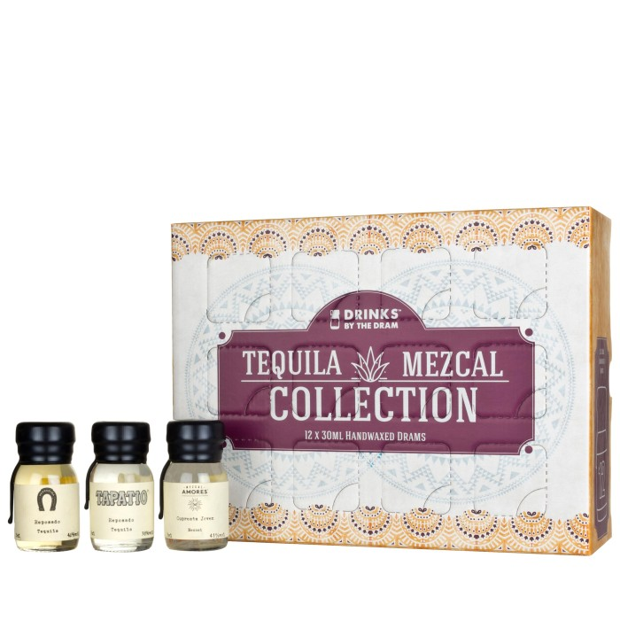 12 Dram Tequila & Mezcal Collection