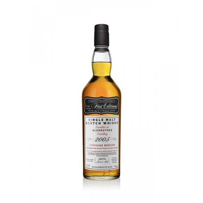 First Editions Glenrothes 2005