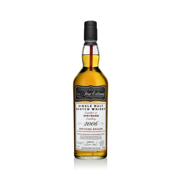 First Editions Speyburn 2006
