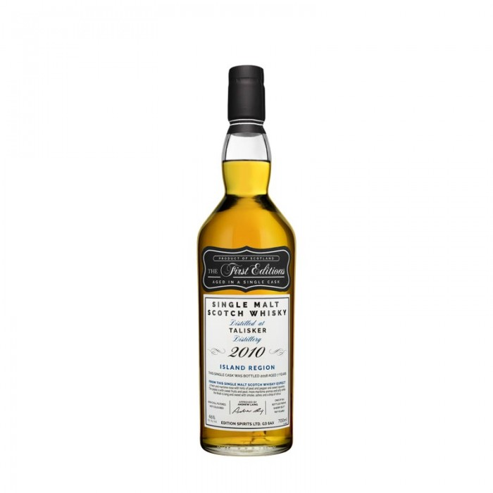 First Editions Talisker 2010
