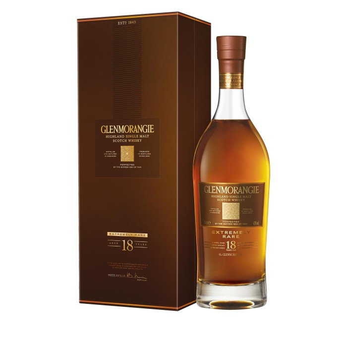 Glenmorangie 18 Year Old with case