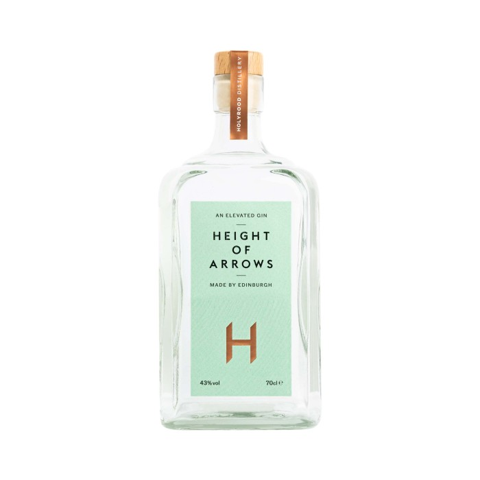 Holyrood Gin Height of Arrows