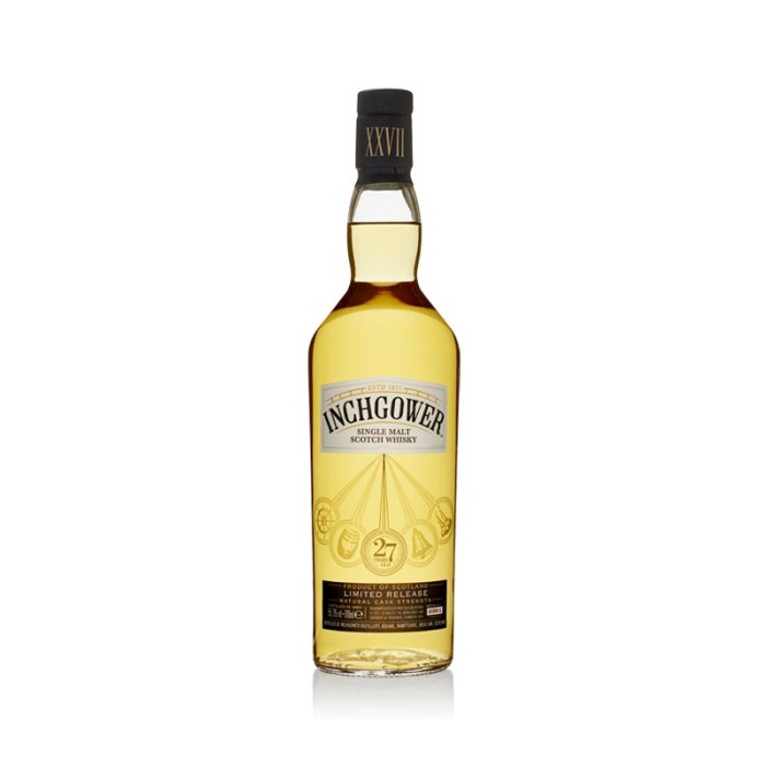 Inchgower 27 Year Old 2018 Special Release