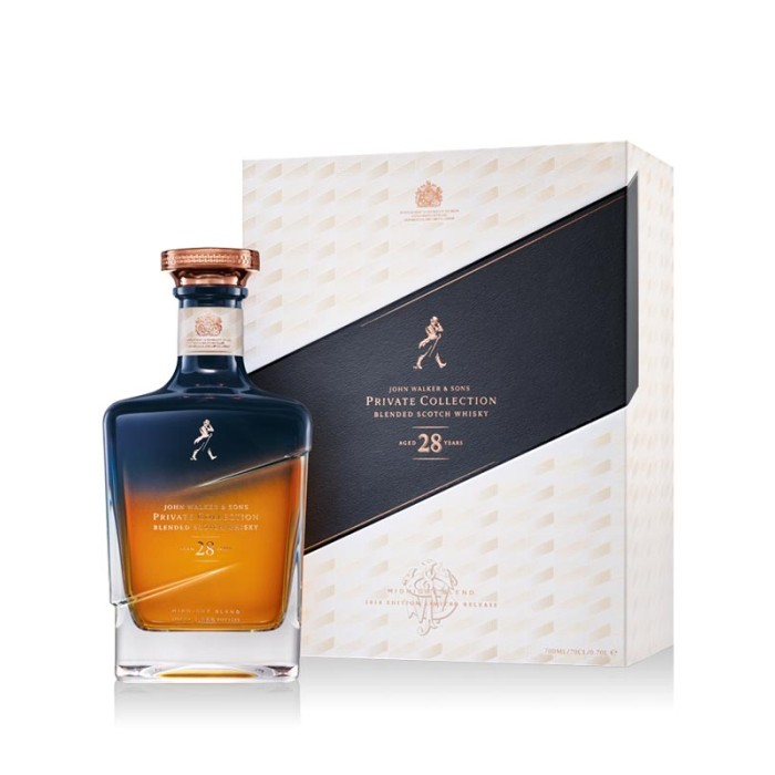 John Walker & Sons Private Collection 2018