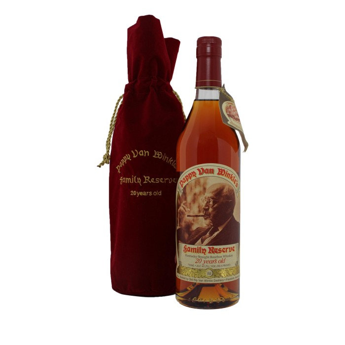 Pappy Van Winkle's Family Reserve 20 Year Old