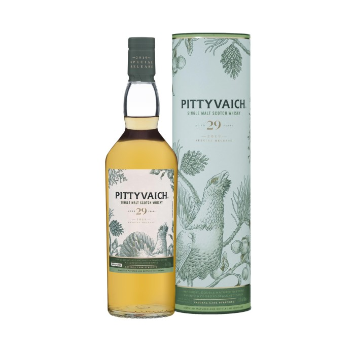 Pittyvaich 29 Year Old Special Releases 2019 with box