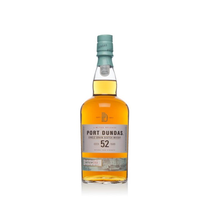 Port Dundas 52 Year Old 2017 Special Release