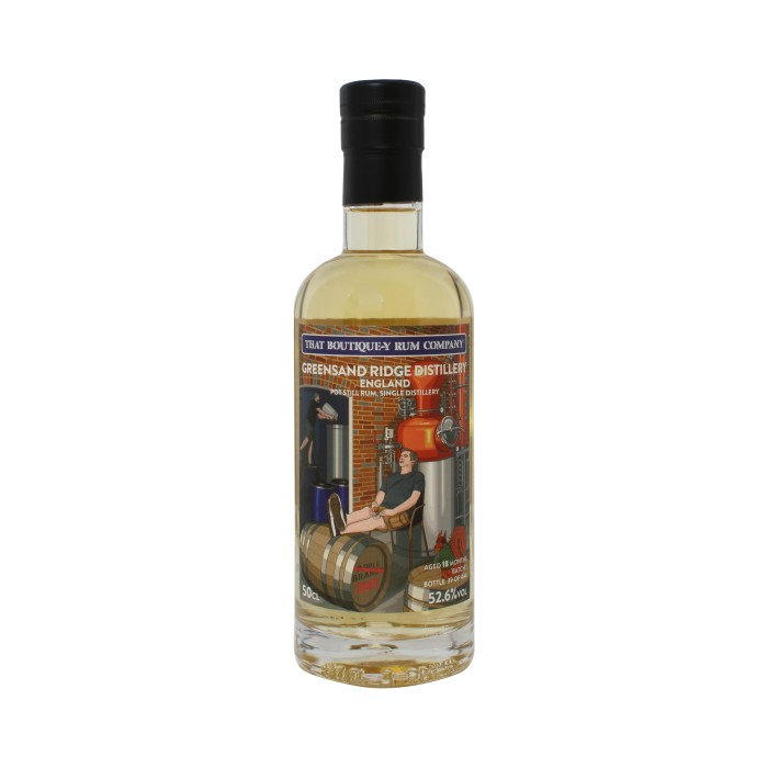 Greensand Ridge 18 Months Old That Boutique-y Rum Company