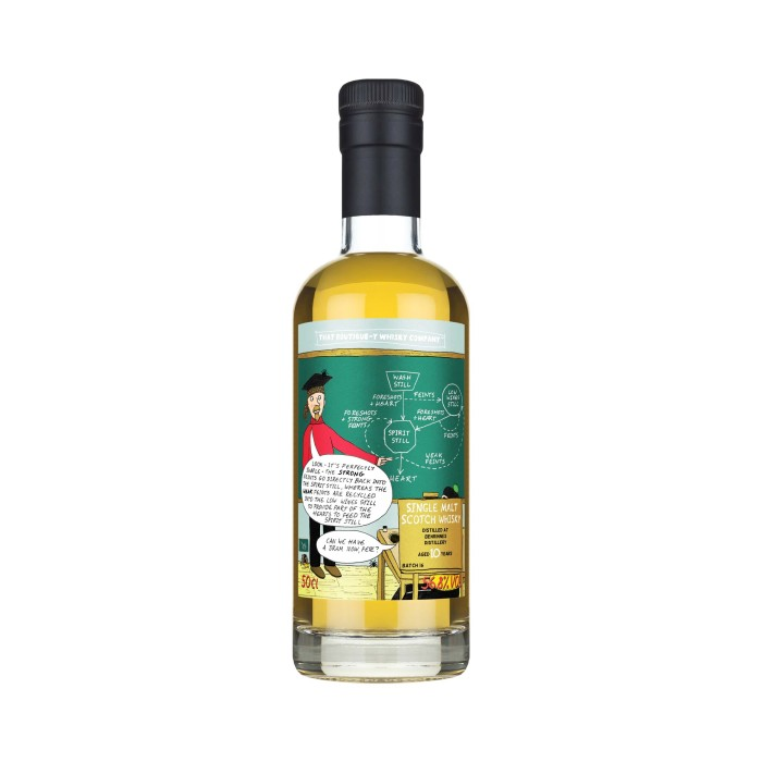 Benrinnes 10 Year Old Batch 16 That Boutique-y Whisky Company