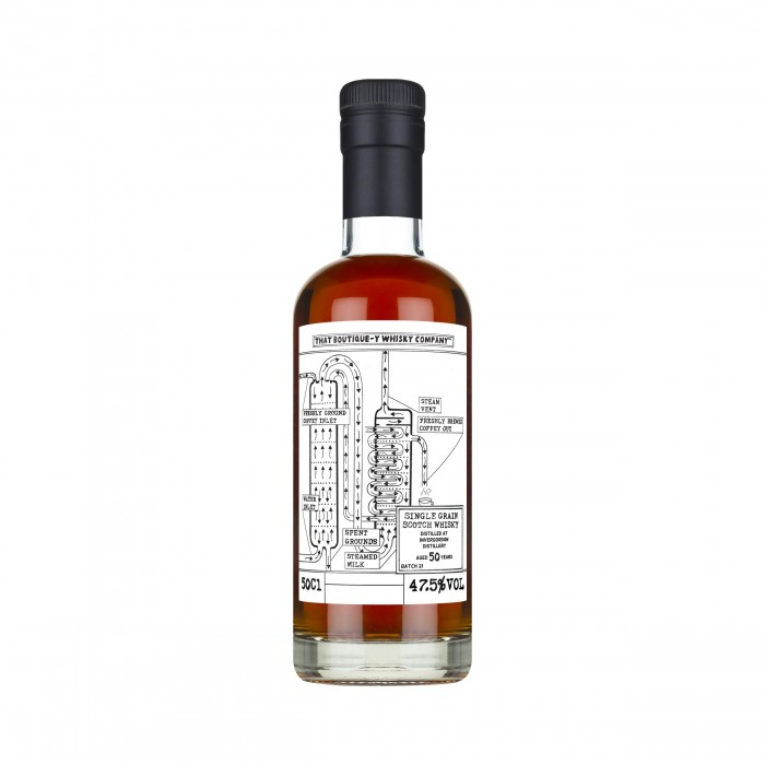 Invergordon 50 Year Old That Boutique-y Whisky Company