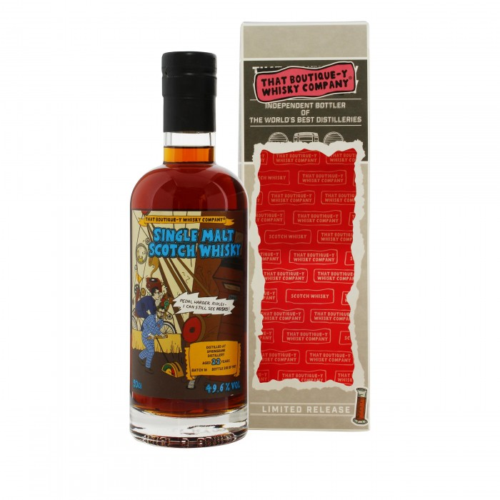 Springbank 22 Year Old That Boutique-y Whisky Company