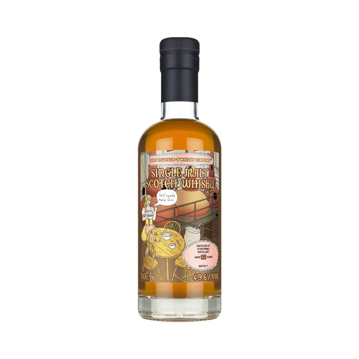 Strathmill 22 Year Old Batch 7 That Boutique-y Whisky Company