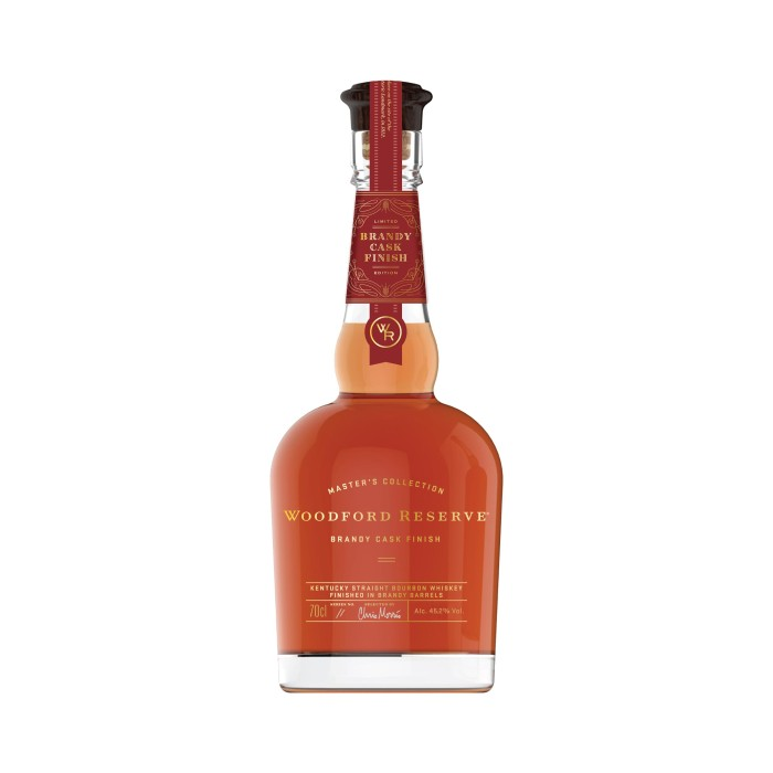Woodford Reserve Masters Brandy Cask Finish
