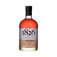 1826 Smoky French Martini Handcrafted Cocktail