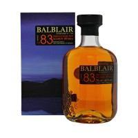 Balblair 1983 1st Release with box
