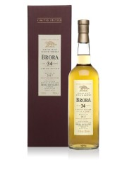 Brora 34 Year Old 2017 Special Release