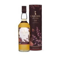 Cardhu 14 Year Old Special Releases 2019 with box