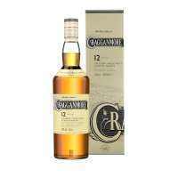 Cragganmore 12 Year Old with box