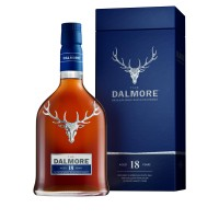 The Dalmore 18 Year Old with box