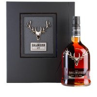 Dalmore 25 Year Old with case
