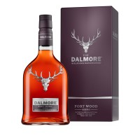 Dalmore Port Wood Reserve with box