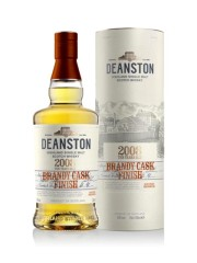 Deanston 2008 10 Year Old Brandy Cask Finish