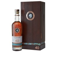 Fettercairn 40 Year Old with case