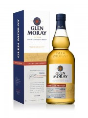Glen Moray Cider Cask Project with box