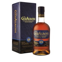 GlenAllachie 15 Year Old with box