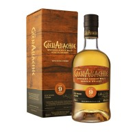 The GlenAllachie 9 Year Old Rye Wood Finish with box