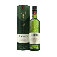 Glenfiddich 12 Year Old with box