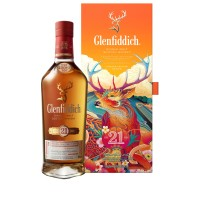 Glenfiddich 21 Year Old Chinese New Year Edition