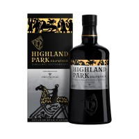 Highland Park Valfather with box