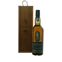 Lagavulin 21 Year Old Jazz Festival 2019 with case