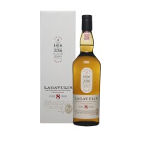 Lagavulin 8 Year Old 200th Anniversary Bottling with box