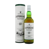 Laphroaig 10 Year Old with box