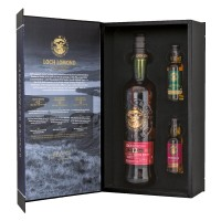 Loch Lomond 12 Year Old Gift Pack with miniatures
