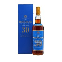 Macallan 30 Year Old Sherry Oak (Old style)