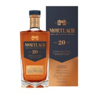 Mortlach 20 Year Old Cowie's Blue Seal with box
