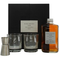 Nikka from the Barrel Glass Gift Set