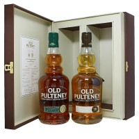 Old Pulteney 21 Year Old & 1989 Vintage Twin Pack