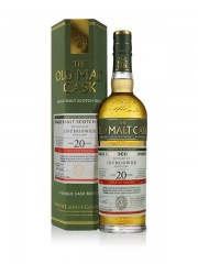 Old Malt Cask Inchgower 20 Year Old with box
