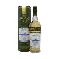 Old Malt Cask Tobermory 12 Year Old with box
